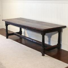 17th Century English or Welsh Refectory Table - 1938223