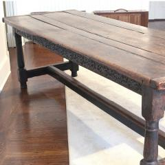 17th Century English or Welsh Refectory Table - 1938224