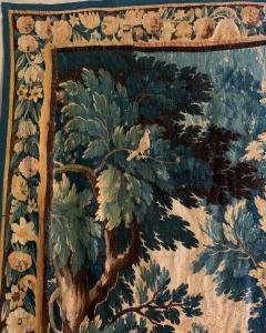 17th Century Flemish Verdure Tapestry - 2062189