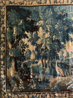 17th Century Flemish Verdure Tapestry - 2062193