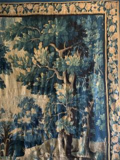 17th Century Flemish Verdure Tapestry - 2062194