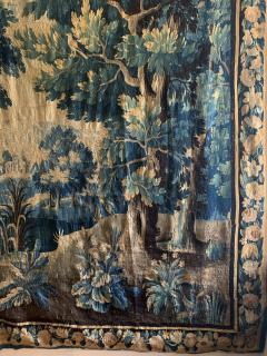 17th Century Flemish Verdure Tapestry - 2062198