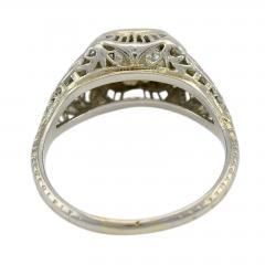 18 Karat White Gold 0 80 Carat Diamond Ring Size 7 75 - 1978264