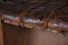 1850s 1870s Horse Carriage Bench - 95827