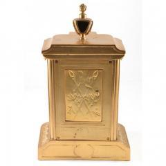 1870s Antique French Sevres Porcelain Ormolu Clock - 176770