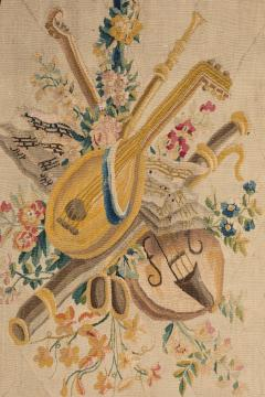 18TH CENTURY AUBUSSON TAPESTRY - 890221