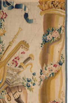 18TH CENTURY AUBUSSON TAPESTRY - 890225