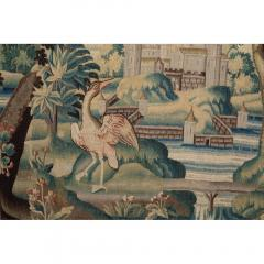 18TH CENTURY AUBUSSON VERDURE TAPESTRY - 2043378