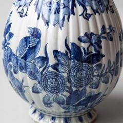 18TH CENTURY DELFT VASE CONVERTED TO A LAMP - 1834796