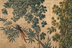18TH CENTURY LOUIS XV AUBUSSON CHINOISERIE TAPESTRY - 994334