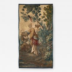 18TH CENTURY LOUIS XV AUBUSSON CHINOISERIE TAPESTRY - 994816