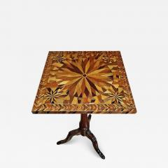18th Century American Federal Specimen Wood Tripod Occasional Table - 1695895