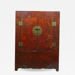 Gentil 18th Century Chinese Cabinet   512854