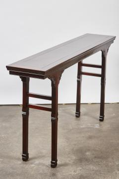 poplar wood furniture. 18th Century Chinese Poplar Wood And Lacquer Altar Table - 310576 Furniture