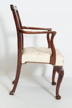 18th Century Chippendale Mahogany Armchair - 1937220