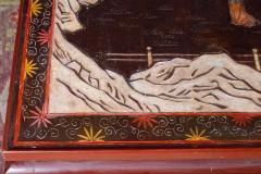 18th Century Coromandel Screen Large Chinese Coffee Table - 2073432