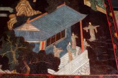 18th Century Coromandel Screen Large Chinese Coffee Table - 2073434