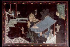 18th Century Coromandel Screen Large Chinese Coffee Table - 2073439