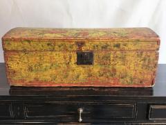 18th Century Dome Top Box - 1039565
