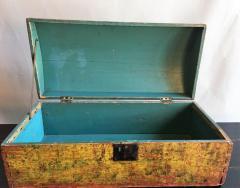 18th Century Dome Top Box - 1039568