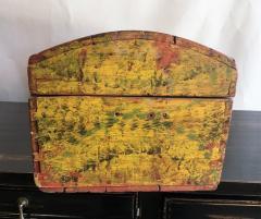 18th Century Dome Top Box - 1039569