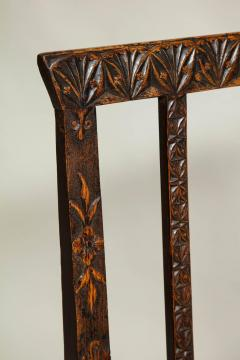 18th Century English Folk Art Chair - 664795