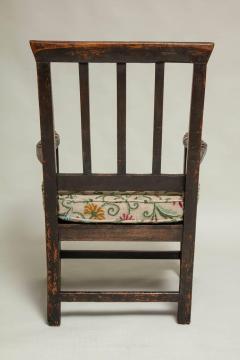 18th Century English Folk Art Chair - 664798