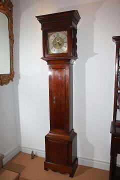 18th Century English Oak Tallcase Clock - 263659