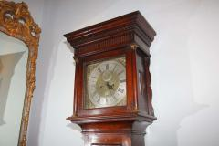 18th Century English Oak Tallcase Clock - 263660