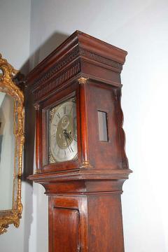 18th Century English Oak Tallcase Clock - 263662