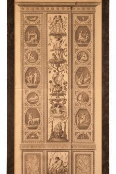 18th Century Engraving of Rafael s Fresco - 2066971