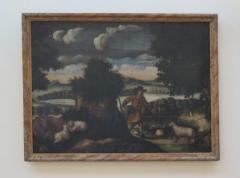 18th Century European Pastoral Landscape - 1914279