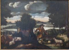 18th Century European Pastoral Landscape - 1914280