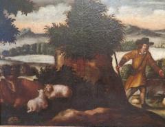 18th Century European Pastoral Landscape - 1914281