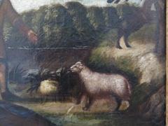 18th Century European Pastoral Landscape - 1914284