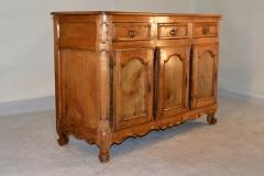 18th Century French Cherry Enfilade - 280179