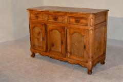 18th Century French Cherry Enfilade - 280180