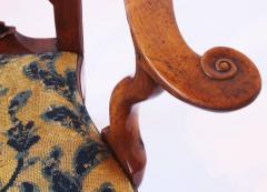 18th Century George I Walnut Armchair - 1914322
