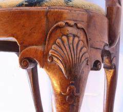 18th Century George I Walnut Armchair - 1914324