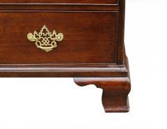 18th Century George II Mahogany Secretary Bookcase - 877660