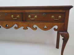 18th Century Georgian Dresser Base - 1914387