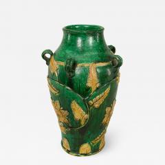 18th Century Japanese Gennai Ware Vase - 1805522