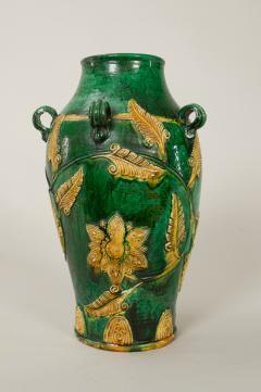 18th Century Japanese Gennai Ware Vase - 1939452