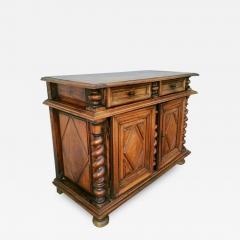 18th Century Louis XIV Walnut Buffet Circa 1750 - 1880618