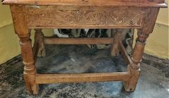 18th Century Mexican Texas Bargueno Style Chest on Stand Important - 1659836
