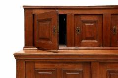 18th Century Oak Tridarn - 265474