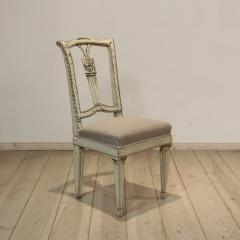 18th Century Painted Louis XVI Side Chair   639157