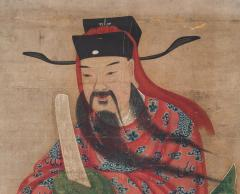 18th Century Painting of a Chinese Lohan - 801952