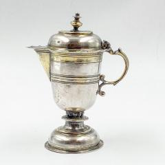 18th Century Small Silver and GIlt Pitcher - 1702151