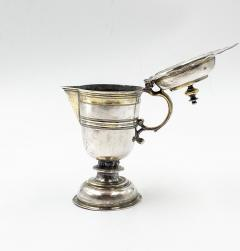 18th Century Small Silver and GIlt Pitcher - 1702152